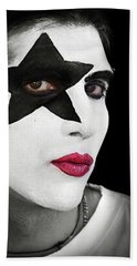 Kiss Beach Towel