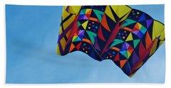 Kite A Flight Beach Towel
