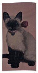Kitty Cat Beach Sheet