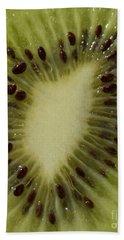 Kiwi Macro Beach Towel