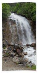 Klondike Waterfall Beach Towel