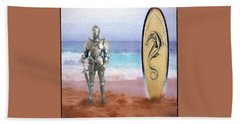 Knights Landing Beach Sheet by Michael Cleere