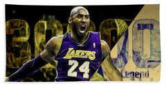 Kobe Bryant Collection Beach Towel