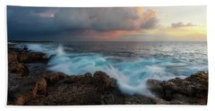 Kona Gold Beach Towel by Ryan Manuel