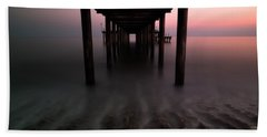 Konakli Pier Beach Towel by Tor-Ivar Naess
