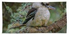 Kookaburra 4 Beach Towel