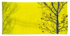 Krishna Beach Towel by Skip Hunt