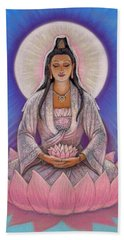 Kuan Yin Beach Towel