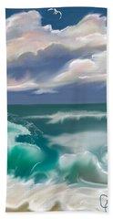 Kure Beach Beach Towel