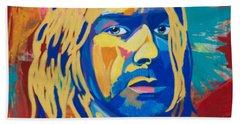 Kurt Cobain  Beach Sheet