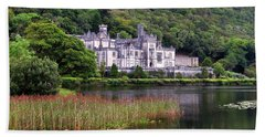 Kylemore Abbey, County Galway, Beach Towel