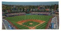 La Dodgers Los Angeles California Baseball Beach Sheet