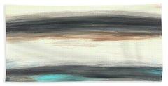 La Jolla #2 Seascape Landscape Original Fine Art Acrylic On Canvas Beach Sheet