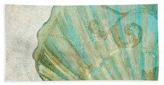La Mer II Clam Shell Beach Towel