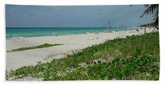 La Playa Mas Hermosa Beach Sheet