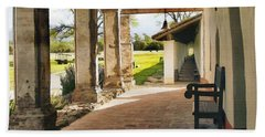 La Purisima Long View Beach Towel