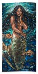 Lailani Mermaid Beach Towel