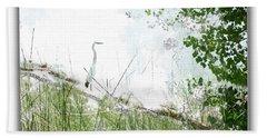 Lake Crane Beach Sheet