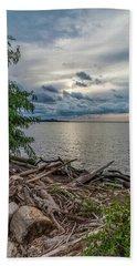Lake Erie Serenade Beach Sheet