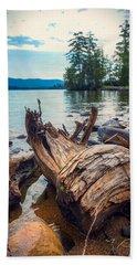 Lake George Palette Beach Sheet