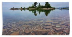 Lake Huron Island Beach Sheet