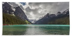 Lake Louise, Banff National Park Beach Sheet