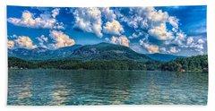Lake Lure Beauty Beach Towel