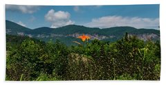 Lake Lure Beach Towel