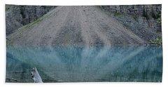Lake Maligne Beach Sheet