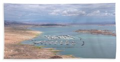 Lake Meade Beach Towel