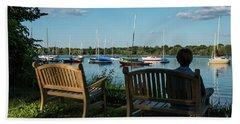 Lake Nokomis Peace Minneapolis City Of Lakes  Beach Sheet