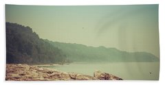 Beach Sheet featuring the photograph Lake Park Port Washington by Joel Witmeyer