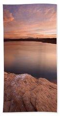 Lake Powell Dawn Beach Towel
