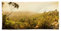 Land Before Time Beach Towel