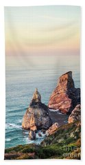 Land Of Eternal Sunset Beach Towel