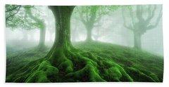 Land Of Roots Beach Sheet