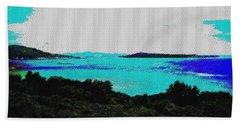 Landscape 32 Version 1 Beach Towel