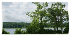 Landscape Photo II Beach Towel