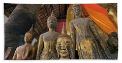 Laos_d186 Beach Towel by Craig Lovell