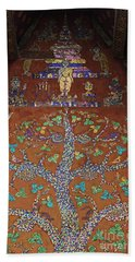 Laos_d92 Beach Towel by Craig Lovell
