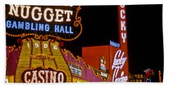 Las Vegas 1964  I Beach Towel