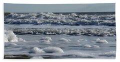 Last Look Of The Season Beach Sheet