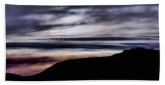 Late Afternoon Glow - Pescadero Beach Sheet