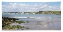 Lazy Devon Days Beach Towel
