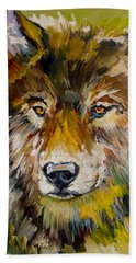 Leader Of The Pack Beach Towel