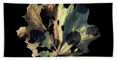 Leaf 16 Beach Towel