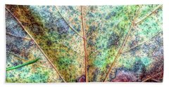 Leaf Terrain Beach Sheet