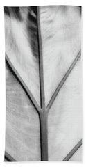 Leaf1 Beach Towel