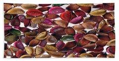 Leaves Beach Sheet