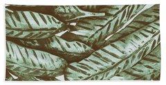 Leaves No. 3-1 Beach Sheet